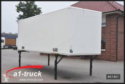 Kaross transportbil Kögel Kögel 7,45 Plywoodkoffer, Portaltür