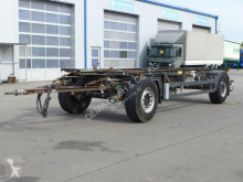 Schmitz Cargobull AFW 18 trailer used chassis