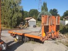 Remorca transport utilaje ACTM Plteau porte engin
