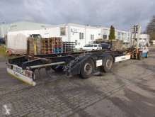 Remorca transport containere Krone 18XF0 3 op vooraad/ 3 on stock