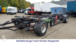 Ackermann chassis trailer EAF 18-7.4/105TE, 435er Bereifung,7,45 Brücken