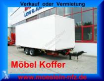 Reboque furgão Möslein Tandem- Möbel Koffer- Anhänger-- Neufahrzeug --