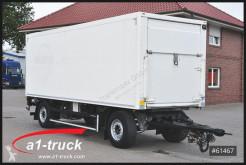 Schmitz Cargobull refrigerated trailer ROHR, Kühlanhänger, LBW, verzinkt
