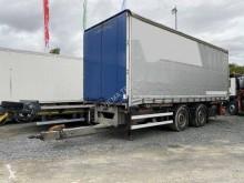 Fruehauf Remorque 2 essieux centraux trailer used container