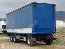 Lecitrailer METACO REM16T SEMITAULINER trailer used tautliner