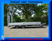 Möslein 19 t Tandemtieflader, hydr. Rampen-- Neufahrzeu trailer new heavy equipment transport