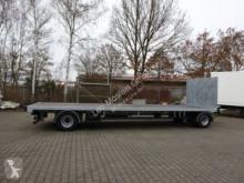Remolque caja abierta Möslein 2 Achs Jumbo- Plato- Anhänger