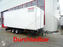 Remorca Möslein Tandem- Koffer- Anhänger, Durchladbar furgon second-hand
