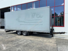 Box trailer Tandemkofferanhänger