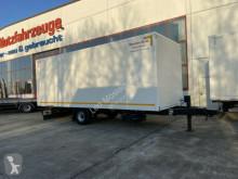 Möslein box trailer 1 Achs Kofferanhänger