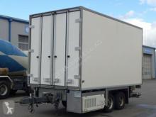 Krukenmeier refrigerated trailer TLTK11*Chereau-Aufbau*TÜV*