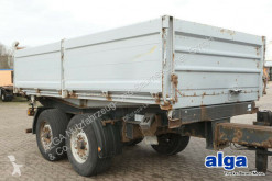 Kögel ZK 18/3 Seiten Kipper/Alu Bordwände/Luft trailer used tipper