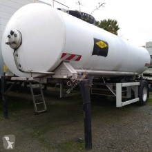 Maisonneuve food tanker trailer S118RE 2 compartiments calorifugée