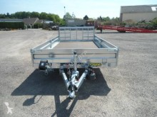 Trigano PJD 400 trailer new dropside flatbed