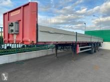 Fruehauf trailer used dropside flatbed