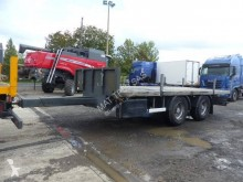 Samro trailer used flatbed
