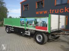 N&S FAHRZEUGEBAU PRITSCHE ANHANGER trailer used flatbed