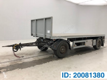 KWB Plateau trailer used flatbed