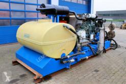 Carrosserie hydrocureur Hochdruck WOMA 225 Z P26 HD-Anlage