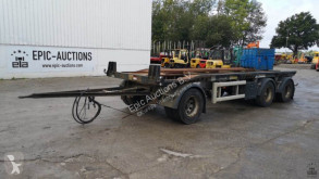 Huffermann trailer used container