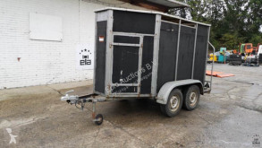 Onbekend trailer used livestock trailer
