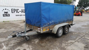 Saris F3020R trailer used tautliner