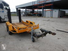 Moiroud ECO 3500 trailer used heavy equipment transport