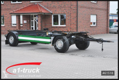 Krone AZW 18, BDF Anhänger, Standard, SAF Achse trailer used chassis