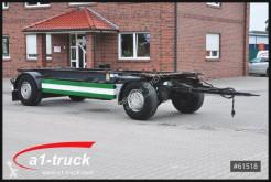 Remorque Krone AZW 18, BDF Anhänger, Standard, SAF Achse châssis occasion