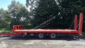 Wecon VECON tandem used other trailers