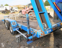 Verem heavy equipment transport trailer PR 60 DE PORTE ENGINS