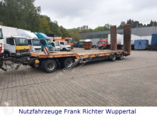 Humbaur HTD40, Tieflader, Hydr.Rampen,Nutzlast31.320 trailer used heavy equipment transport