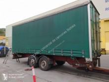 Samro trailer used BDF