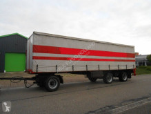Groenewegen tautliner trailer 10m20 meesturende as