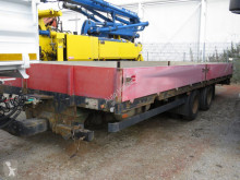 Tieflader APL TA18L Tiefladeranhänger GFOELLNER trailer used heavy equipment transport