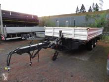 Fliegl tipper trailer Tandemkippanhänger TSK 100 Kippanhänger Rampen