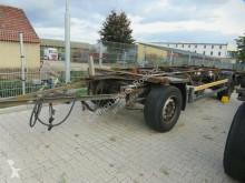 Remorca transport containere Schmitz Cargobull AWF 18, BDF Anhänger