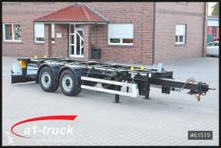 Schmitz Cargobull chassis trailer ZWF 18 tandem, oben gekuppelt, 40 er oder 50 er Öse