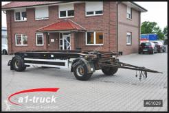 Meiller hook arm system trailer Jung CA 18 H ECO 6.7, Schlitten, Luft,