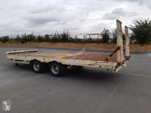 ACTM heavy equipment transport trailer Essieux centraux