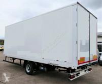 Remolque furgón Saxas AKD 71-5-Z mit Portaltüren