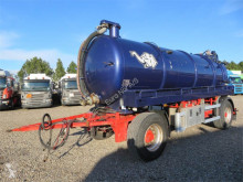 Various FFG 12.000 l. Tankanhænger used other trailers