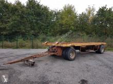 Kaiser flatbed trailer PLATEAU PORTE-BENNE