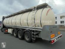 Feldbinder Drucktank- Heizung- Pumpe- 33.000 Liter semi-trailer used tanker