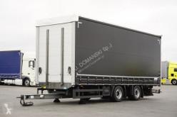 Remorca obloane laterale suple culisante (plsc) Schmitz Cargobull - TANDEM / FIRANKA / DŁ. 8,15 M / 20 EUROPALET