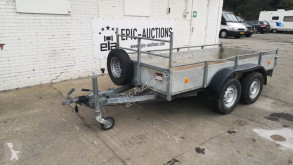 Hapert K2000 trailer used dropside flatbed