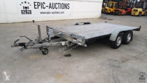 Saris PAC trailer used heavy equipment transport