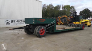 Netan trailer used dropside flatbed