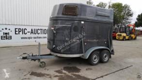 Livestock trailer trailer Boeckmann