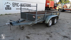 Hapert Open laadbak trailer used dropside flatbed